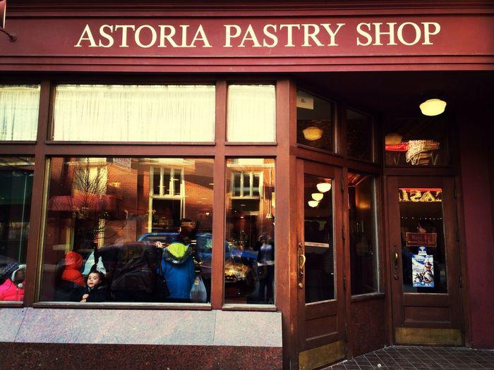 Detroit Greektown Astoria Pastry Shop Bakery