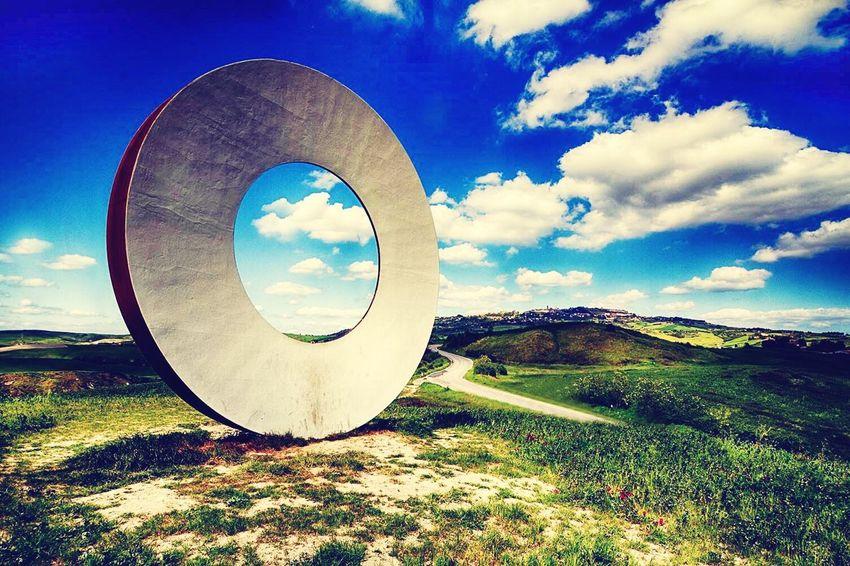 Architecture Landscape Scenics Tranquility Nature Day Sunlight Ruota Panorama Panoramic Photography Cerchio