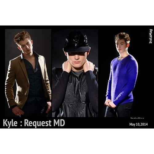 Men Fashion set from @kreerath @torratymakeup Kyle Requesmodel