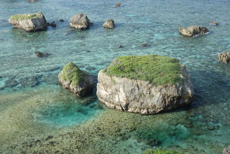 Miyako Relaxing Ocean View Beautiful Day