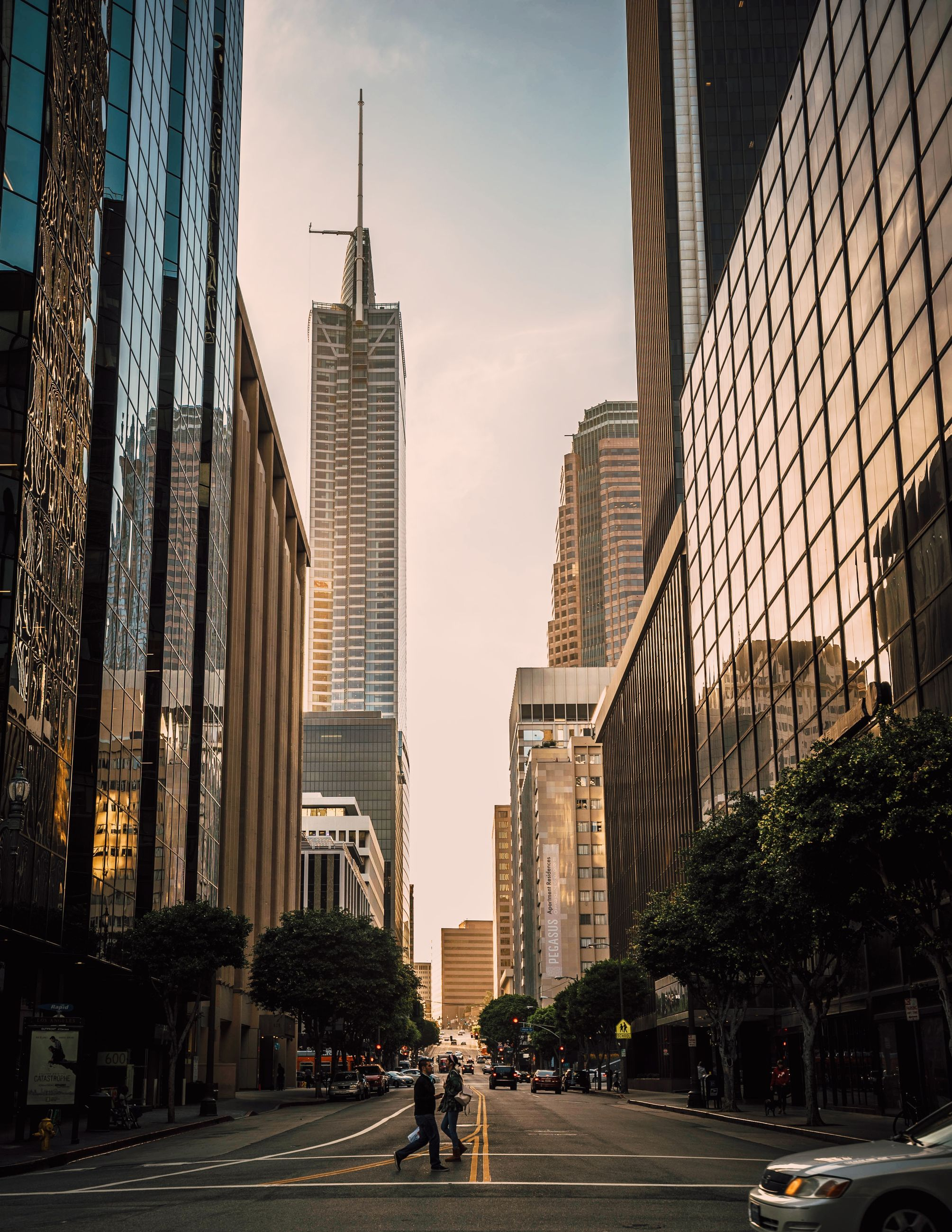architecture, skyscraper, city, built structure, building exterior, modern, sky, tall, travel destinations, outdoors, day, no people