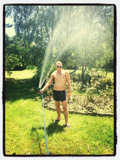 Enjoying Life with My Prince Charming  ! Enjoying The Sun Secret Garden