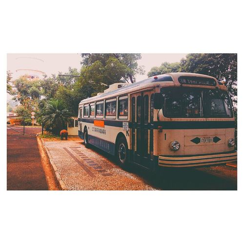 The first bus of my city. Old But Awesome Old School Historic First Eyeem Photo