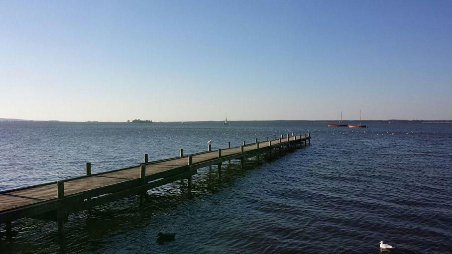Schöne Aussicht Steinhude-am-meer.de - Dein Meer-Foto