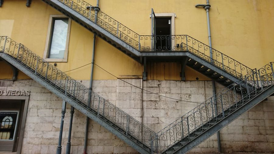 Stairs. Stairs