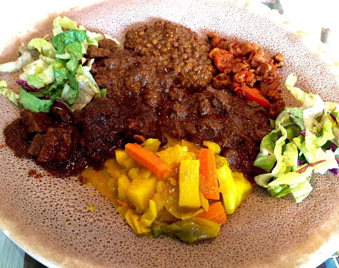 Ethiopian Food Ethiopia San Francisco Mission District New Food Culture Tasty Goodeats Real Food Yummy