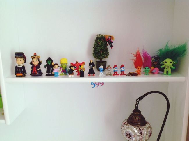 My Collection!! Lego Minifigures Souvenirs ✨... At My Room