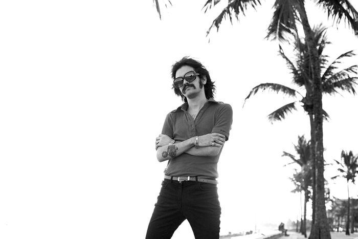 Tropical Being A Beach Bum Tropical Fortheloveofblackandwhite Rock'n'Roll Rockstar