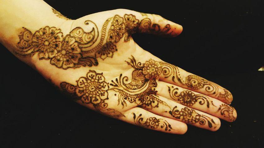 EyeEm Selects Henna Tattoo Henna Design Pattern HennaLove Hennatime Henna Art Henna Dry