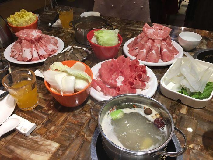 Meat! Meat! Meat! Carzy