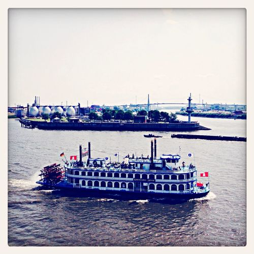 Hamburg Traveling Water City