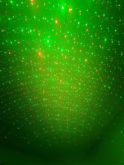 Laser love!