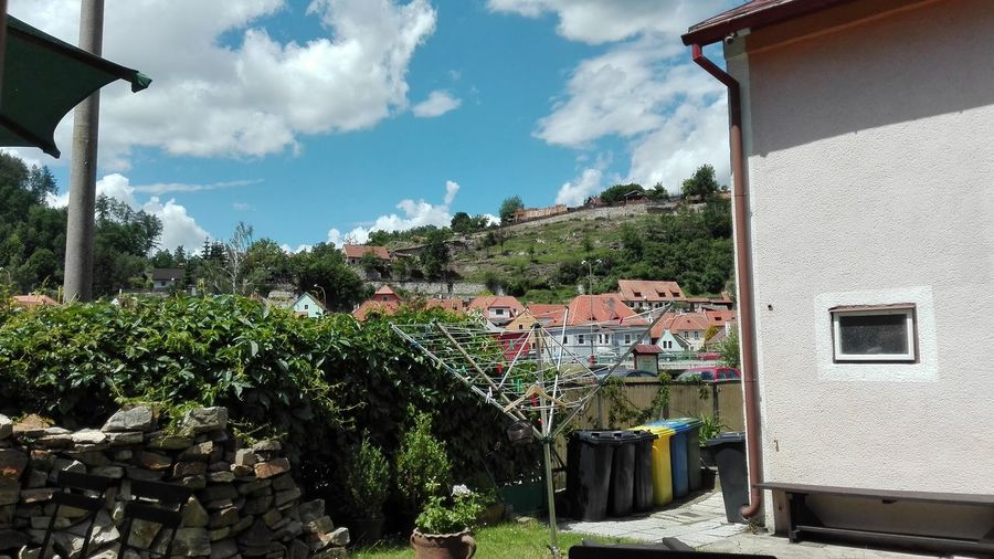 nice view! Český Krumlov Hanging Out Coolpeople Hostelhavana Check This Out You'll Like That Here SeeYA Enjoying Life Travelingphoto Unesco World Heritage