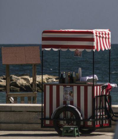 Pane E Pomomodoro Beach Granita Cart Mediterranean Sea From My Point Of View Enjoying Life Summertime