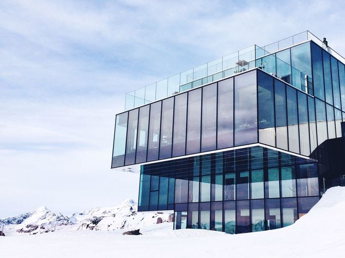 Spectre Skigebiet Sölden The Architect - 2016 EyeEm Awards Spectre007