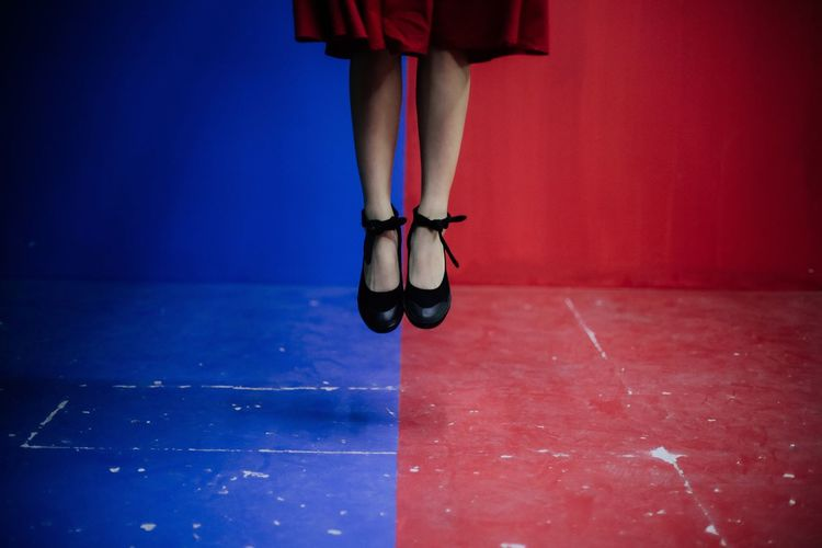 1,2,jump Jumping Colors Contrast Colorful Shoes Ballet Shoes Reddress Sommergefühle EyeEm Selects Neon Life Mix Yourself A Good Time Be. Ready. Step It Up AI Now EyeEm Ready   Inner Power Visual Creativity #FREIHEITBERLIN The Creative - 2018 EyeEm Awards The Fashion Photographer - 2018 EyeEm Awards