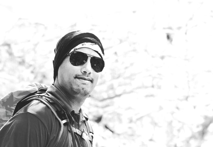 Headshot Sunglasses Looking At Camera Outdoors Front View Day First Eyeem Photo