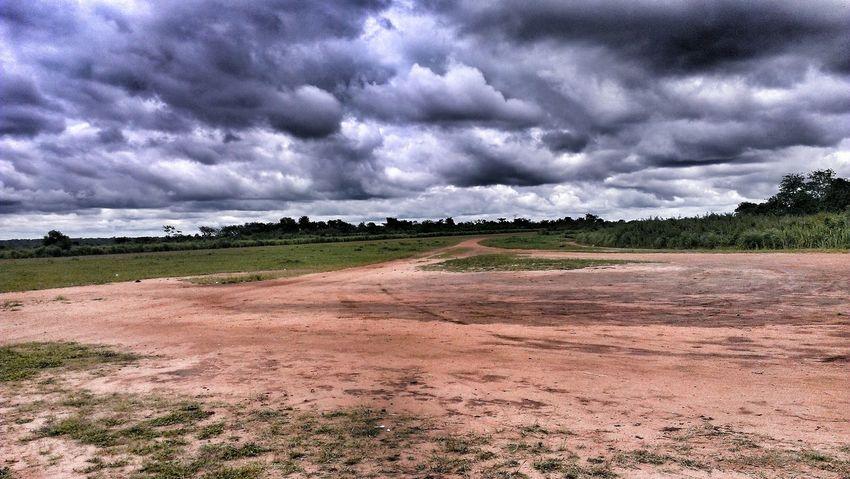 Central Africa Rainy Season