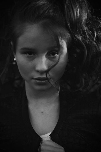 Nicolly Beautiful Beauty Black And White Face Face Of EyeEm Faces Of EyeEm Fashion Girl Hair Hairstyle Model Modeling Photography Portrait Portrait Of A Woman Portraits Portraiture Pretty Real People The Portraitist - 2017 EyeEm Awards VSCO Woman Young Women