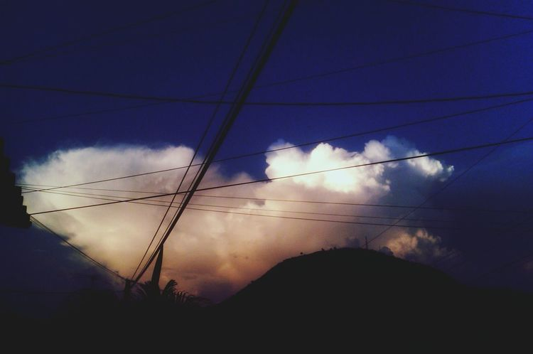 The sky is beautiful around here. Thurdays afternoons. Sunset Clouds And Sky Your Art Is Portable With Caseable Lines