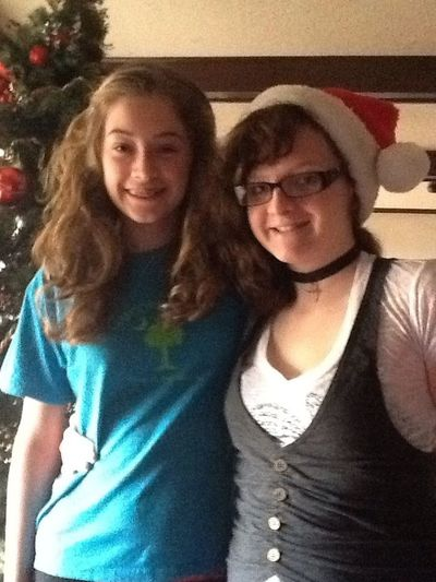 Me & Amandaaa :))