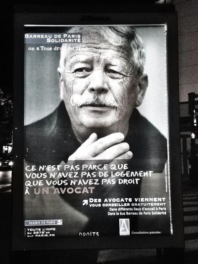 Bnw_friday_eyeemchallenge La Republique Va Mal Paris