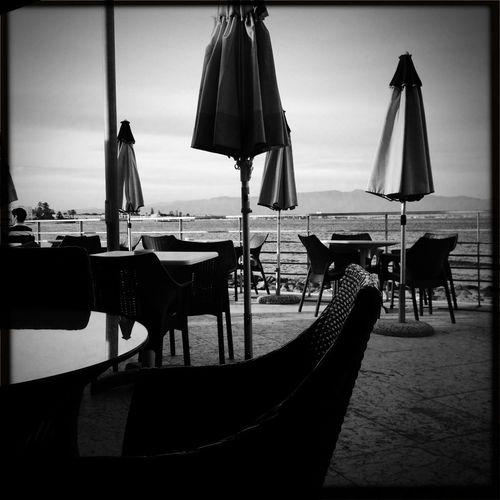 Coffee On The Beach