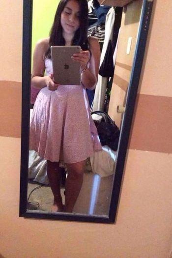 Today's Hot Look Selfies Dreess Girl