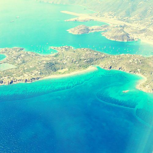 Usvirginislands Carribean Sea Blue Water Sea Nature Beauty In Nature Sky Aerial View Day Scenics Outdoors Landscape Refraction Underwater UnderSea Waterisland