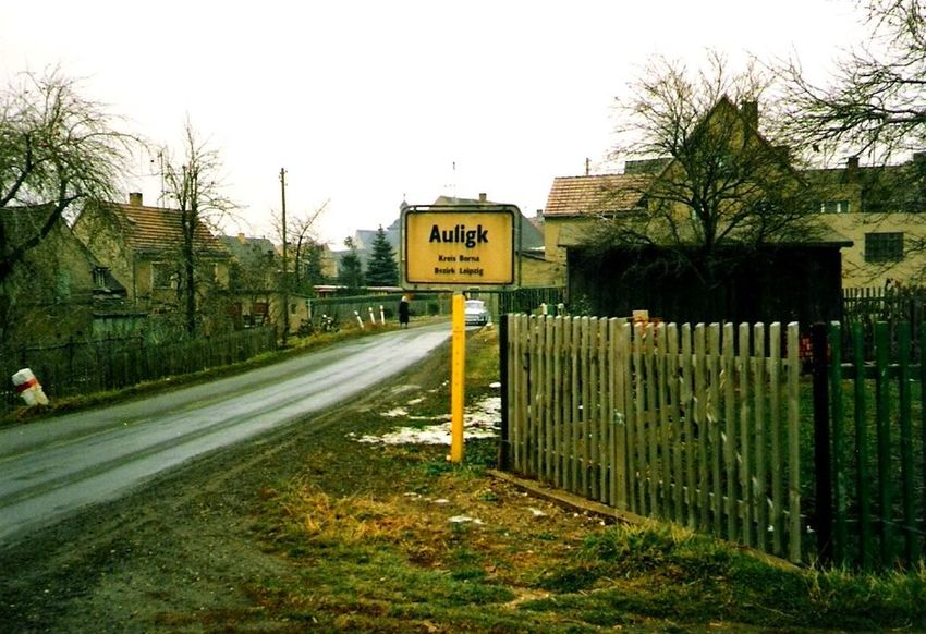 Auligk DDR 1986 Outdoors Built Structure History