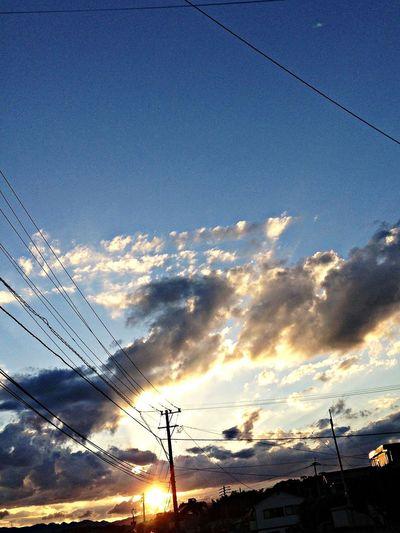 Sunset 空