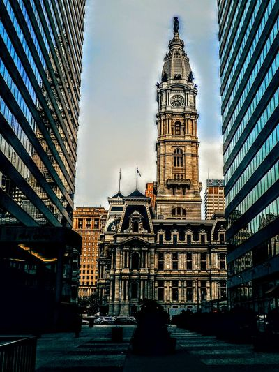 City Architecture Travel Destinations Building Exterior Cityscape City Hall , Philadelphia