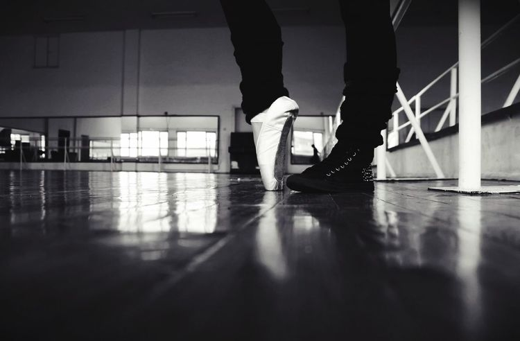 Monochrome Photography Indoors  Flooring Standing Surface Level Walking Selective Focus Floor Ballet Class Ballet Dancer Ballet Time  Ballet Classic BalletSpirit Balletenpointe Ballet Point Shoes Ballet Shoes Decisions Welcome To Black EyeEm Diversity Black And White Friday Business Stories Love Yourself Visual Creativity