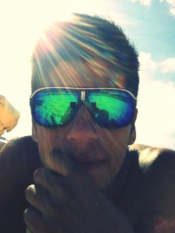 Selfportrait Thailand_allshots Enjoying The Sun Getting A Tan
