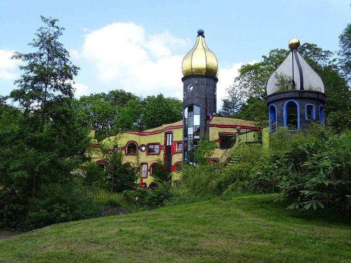 Hundertwasser Essen Architecture Sunday