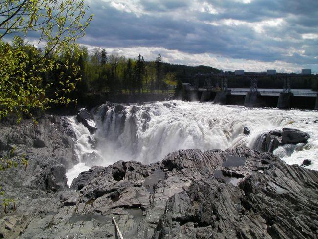Grand Falls, New Brunswick Grand Falls New Brunswick, Canada Canada Falls