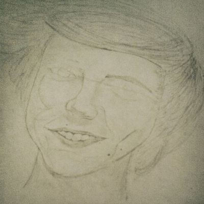 My Sketch Of Harry Styles