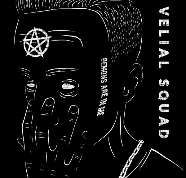 Black Background Art Death Demons Photoshop Black Pentogram Me