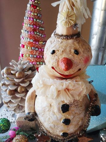 Christmas Decorations Christmas Time Snowman