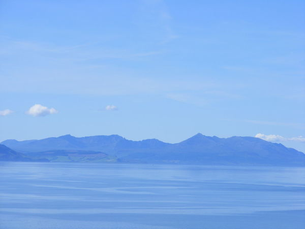 Arran  Ayrshire Beauty In Nature Blue Idyllic Isle Of Arran  Landscape Mountain Mountain Range Nature Outdoors Scenics School Sky Tranquil Scene Tranquility