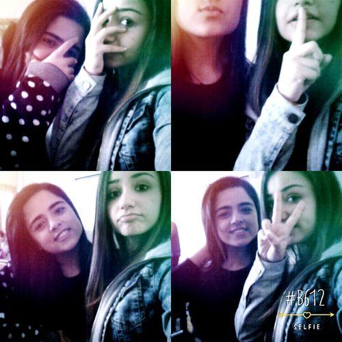 Bestfriend ♥ Saçmalamaca Bored >.< AtSchool ^•^