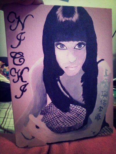 Nicki Minaj My Art Pink <3