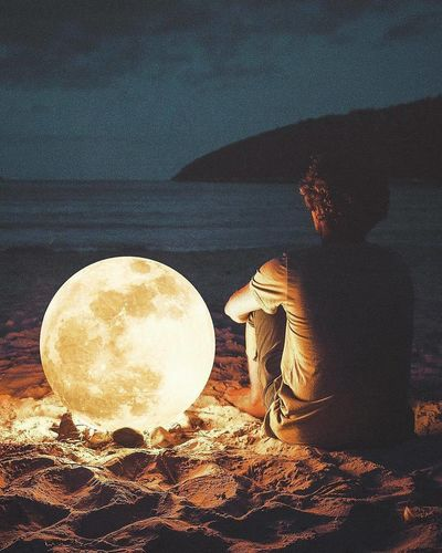 moon lamp , more view www lunarlamps com Gifts ❤ Lover Love You Beautiful Funny Moon Fashion Moonlover Moon Lamp Cute