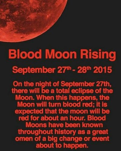 waiting for the Bloodmoon 4dayslast Moonlover