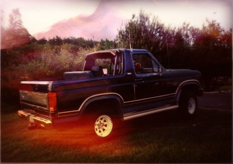 My ride, 82 Ford Truck Ford Bronco Automobile Car Auto