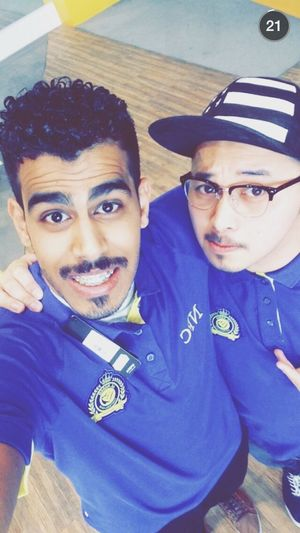 Nassrawi buddies No.1 AL NASSR FOOTBALL CLUB!!