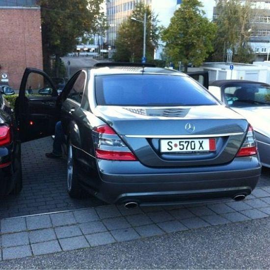 @mbenzgram Benz Mercedes W221 Designo graphite amg s500
