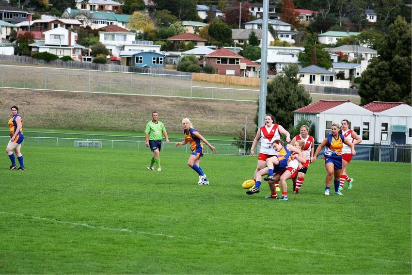 Women's Afl Tasmania Tough Women