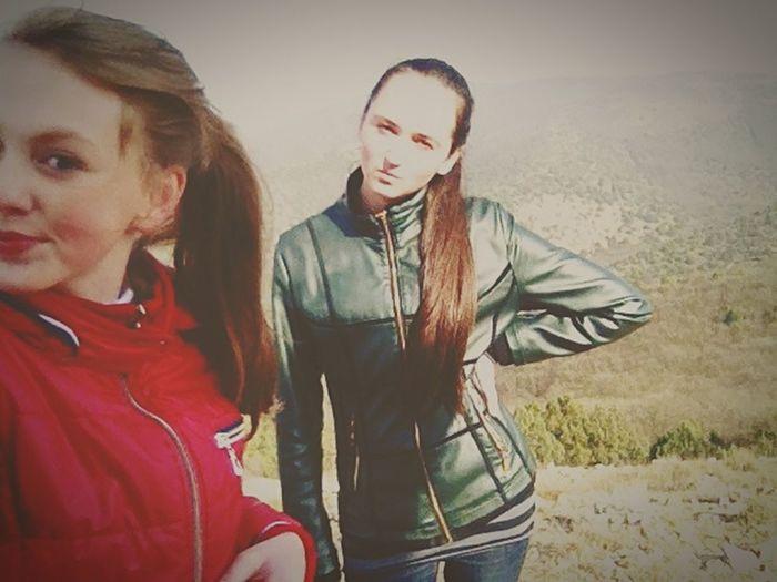 Picnic крепость чембало Балаклава друзья😚 горы экстрим бочка смерти море👻🌊 First Eyeem Photo