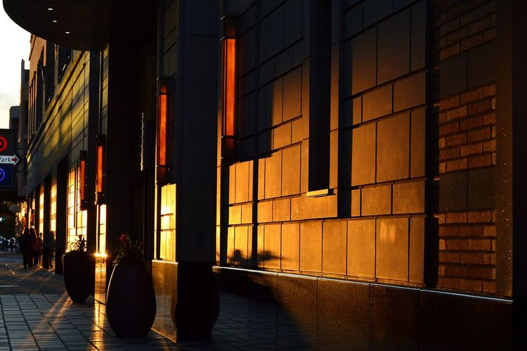 43 Golden Moments Evening Glow Building Architecture Downtown Minneapolis City Life Embrace Urban Life